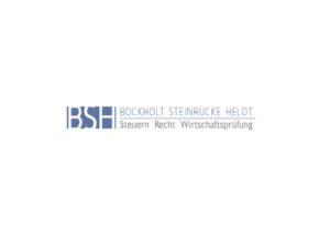Logo BSH – Bockholt Steinrücke Heldt