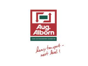 Logo August Alborn GmbH & Co. KG