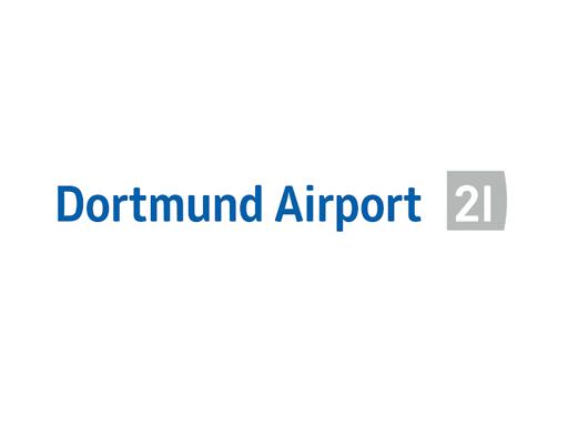 Logo Flughafen Dortmund GmbH