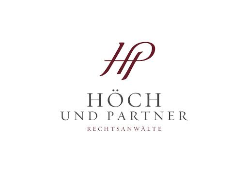 Logo Höch und Partner Rechtsanwälte mbB
