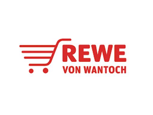 Logo REWE von Wantoch