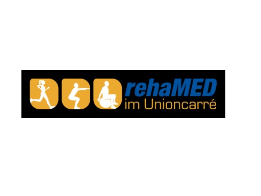 Logo rehaMED im Unioncarre GmbH