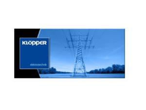 Logo Klöpper Elektrotechnik GmbH & Co. KG