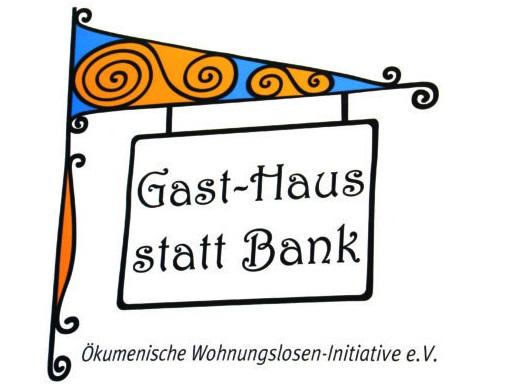 Logo Ökumenische Wohnungslosen-Initiative e.V. Gast-Haus