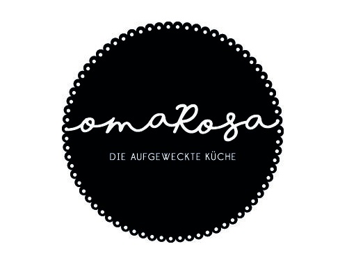 Logo omaRosa Café