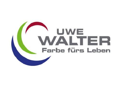 Logo Uwe Walter Gruppe: Farbe fürs Leben