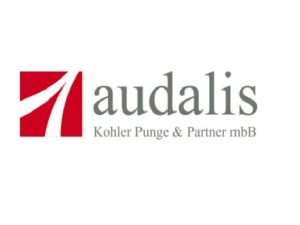 Logo audalis Kohler Punge & Partner mbB