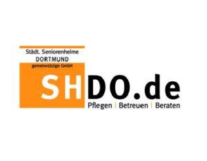 Logo Städt. Seniorenheime Dortmund gemeinnützige GmbH –  Seniorenwohnsitz WESTHOLZ