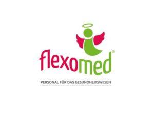 Logo flexomed GmbH Personaldienst