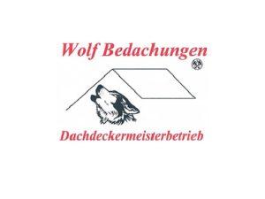 Logo Wolf Bedachungen