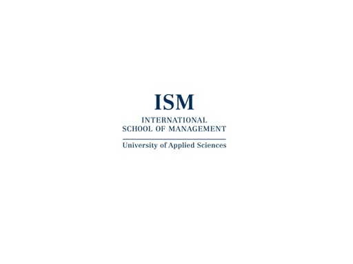 Logo ISM International School of Management GmbH