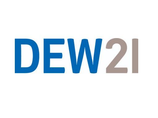 Logo Dortmunder Energie und Wasserversorgung GmbH (DEW 21)