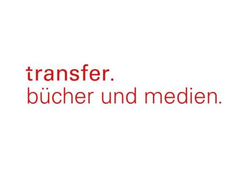Logo transfer. bücher und medien.